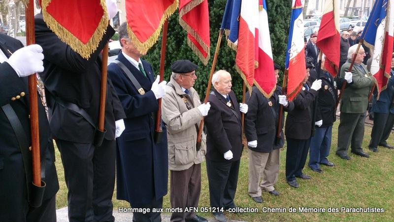 Les cérémonies du 5 décembre à PARIS, pour l'hommage aux morts de la guerre d'ALGERIE et des combats du MAROC et de TUNISIE 08-dsc10