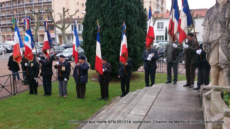Les cérémonies du 5 décembre à PARIS, pour l'hommage aux morts de la guerre d'ALGERIE et des combats du MAROC et de TUNISIE 09-dsc10
