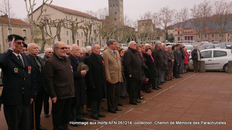 Les cérémonies du 5 décembre à PARIS, pour l'hommage aux morts de la guerre d'ALGERIE et des combats du MAROC et de TUNISIE 11-dsc10