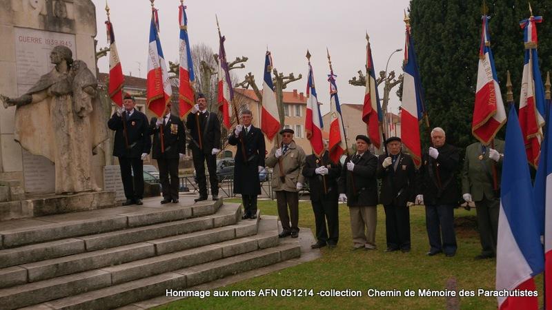 Les cérémonies du 5 décembre à PARIS, pour l'hommage aux morts de la guerre d'ALGERIE et des combats du MAROC et de TUNISIE 12-dsc10