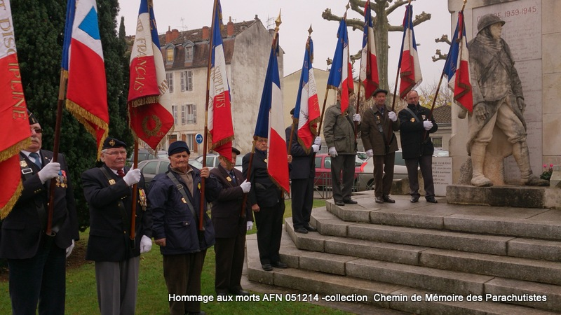 Les cérémonies du 5 décembre à PARIS, pour l'hommage aux morts de la guerre d'ALGERIE et des combats du MAROC et de TUNISIE 13-dsc10