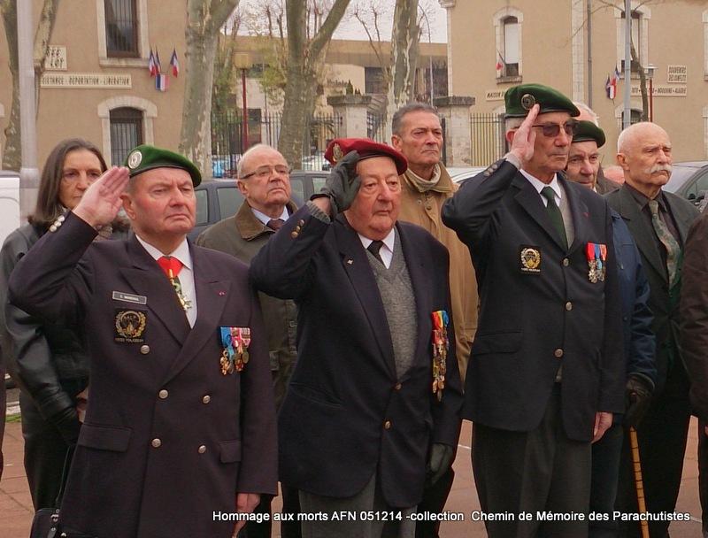 Les cérémonies du 5 décembre à PARIS, pour l'hommage aux morts de la guerre d'ALGERIE et des combats du MAROC et de TUNISIE 14-dsc10
