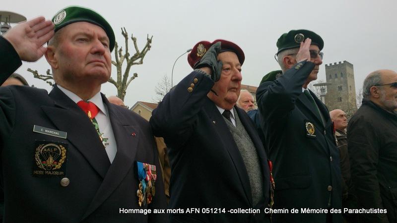 Les cérémonies du 5 décembre à PARIS, pour l'hommage aux morts de la guerre d'ALGERIE et des combats du MAROC et de TUNISIE 15-dsc12