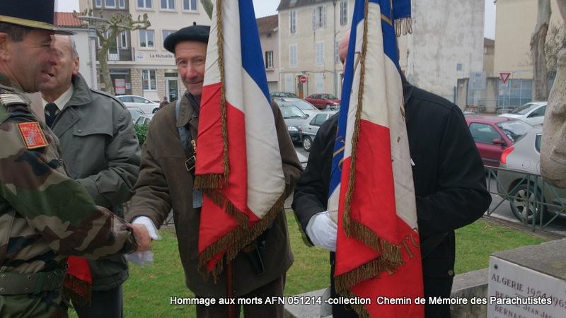 Les cérémonies du 5 décembre à PARIS, pour l'hommage aux morts de la guerre d'ALGERIE et des combats du MAROC et de TUNISIE 17-dsc10