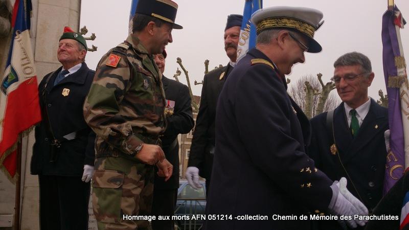 Les cérémonies du 5 décembre à PARIS, pour l'hommage aux morts de la guerre d'ALGERIE et des combats du MAROC et de TUNISIE 18-dsc10