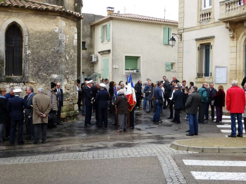 Cérémonie 11 novembre à Cabrières (Gard) 2014_112