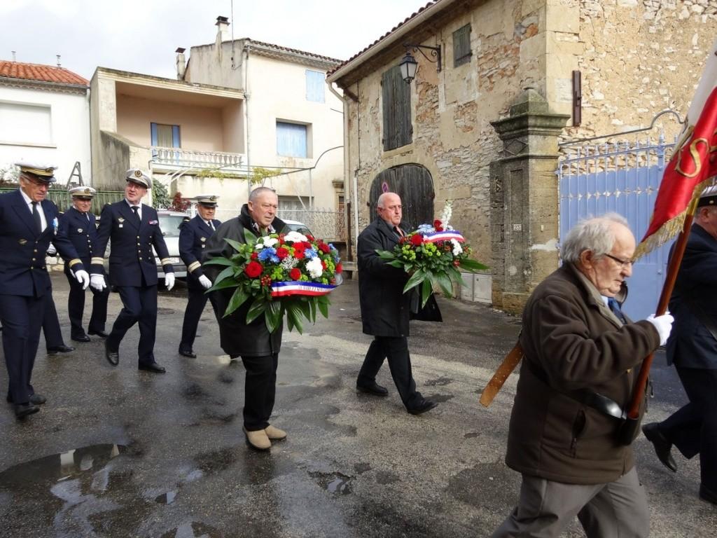 Cérémonie 11 novembre à Cabrières (Gard) 2014_116