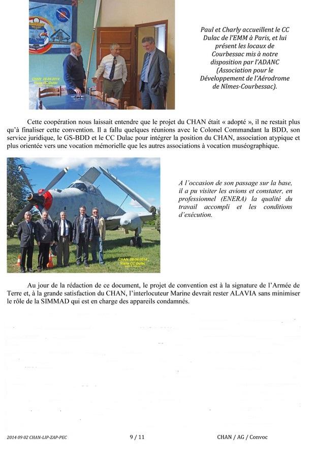 [Associations anciens marins] C.H.A.N.-Nîmes (Conservatoire Historique de l'Aéronavale-Nîmes) - Page 2 Cham0010