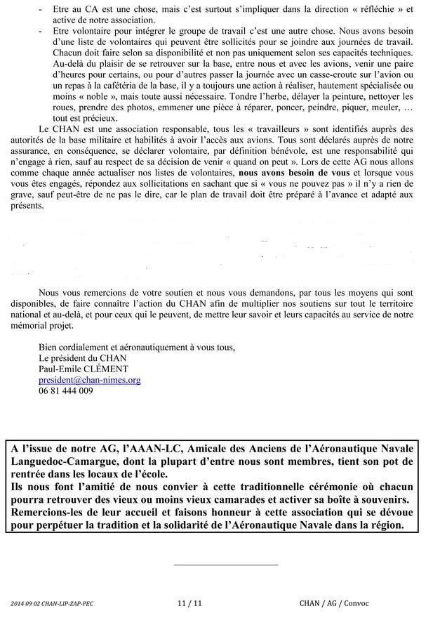 [Associations anciens marins] C.H.A.N.-Nîmes (Conservatoire Historique de l'Aéronavale-Nîmes) - Page 2 Cham0110