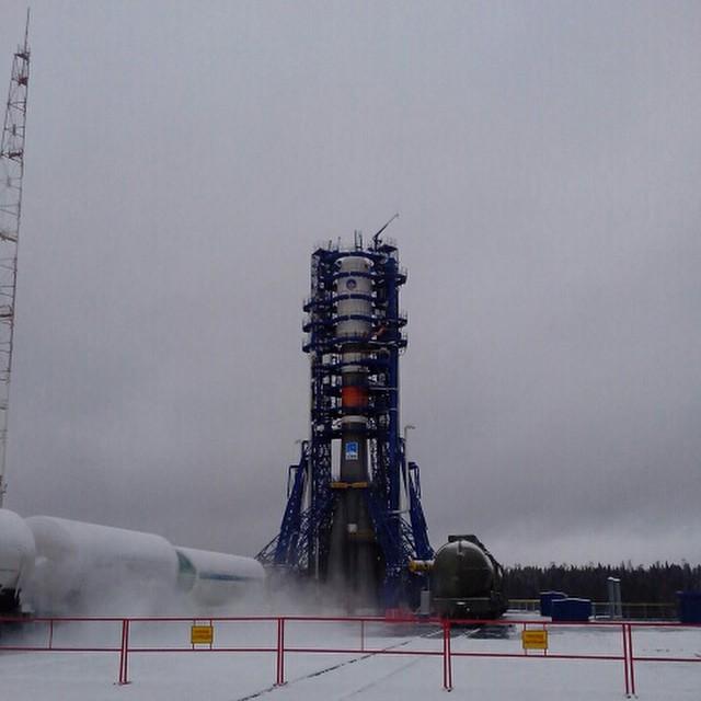 Lancement Soyouz-2.1b / GLONASS-K1 - 30 novembre 2014 Soyuz10