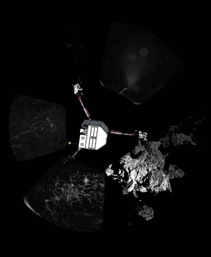 L'actualité de Rosetta - Page 3 Comet_10