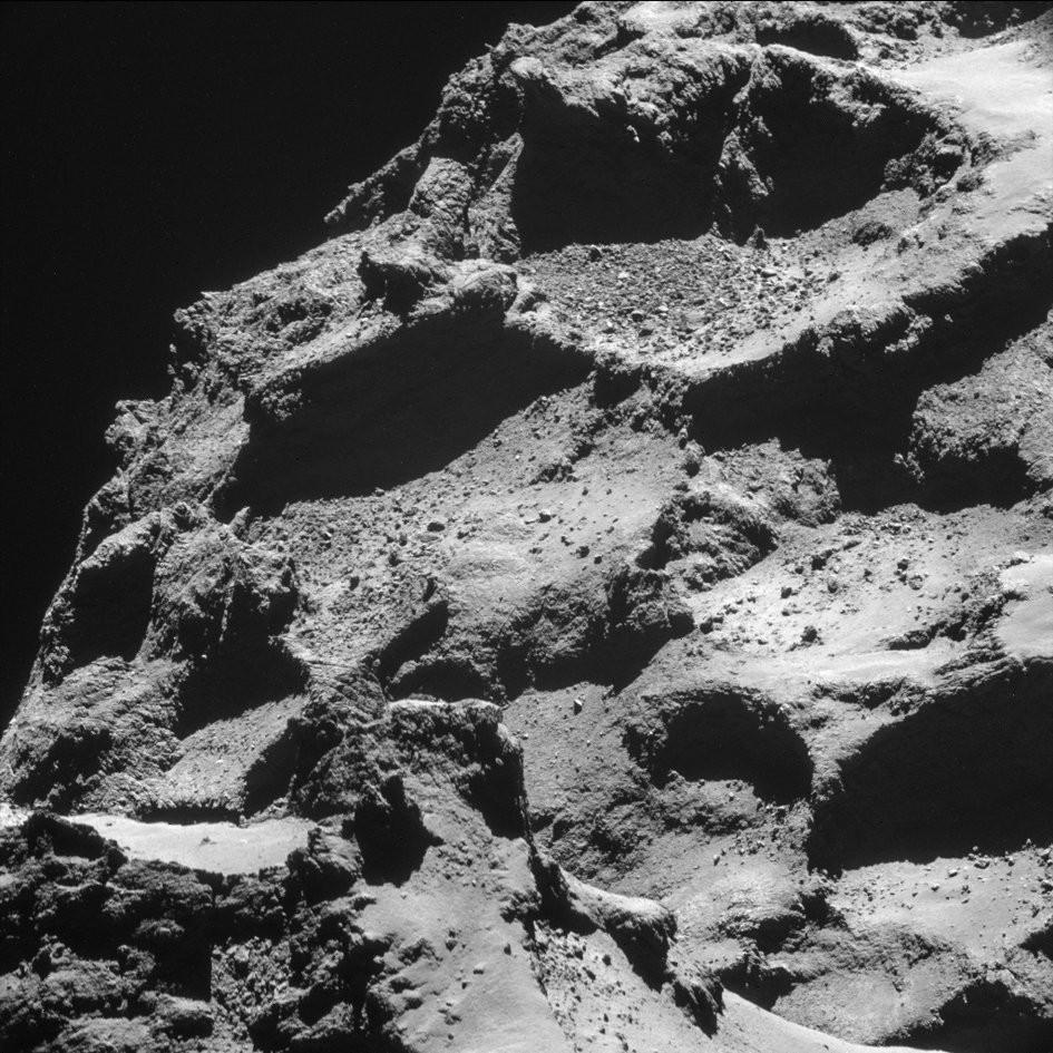 L'actualité de Rosetta - Page 2 Navcam10