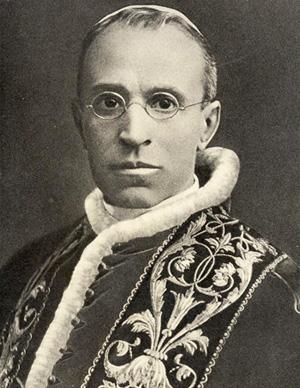 Lettre encyclique Summi Pontificatus du 20 octobre 1939 Piexii10