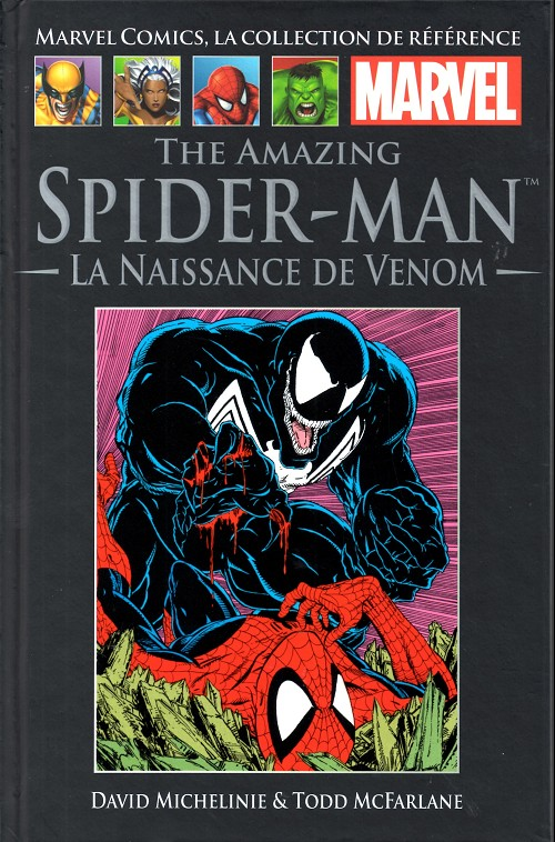 [BD] Marvel Comics - La Collection Hachette The_am10