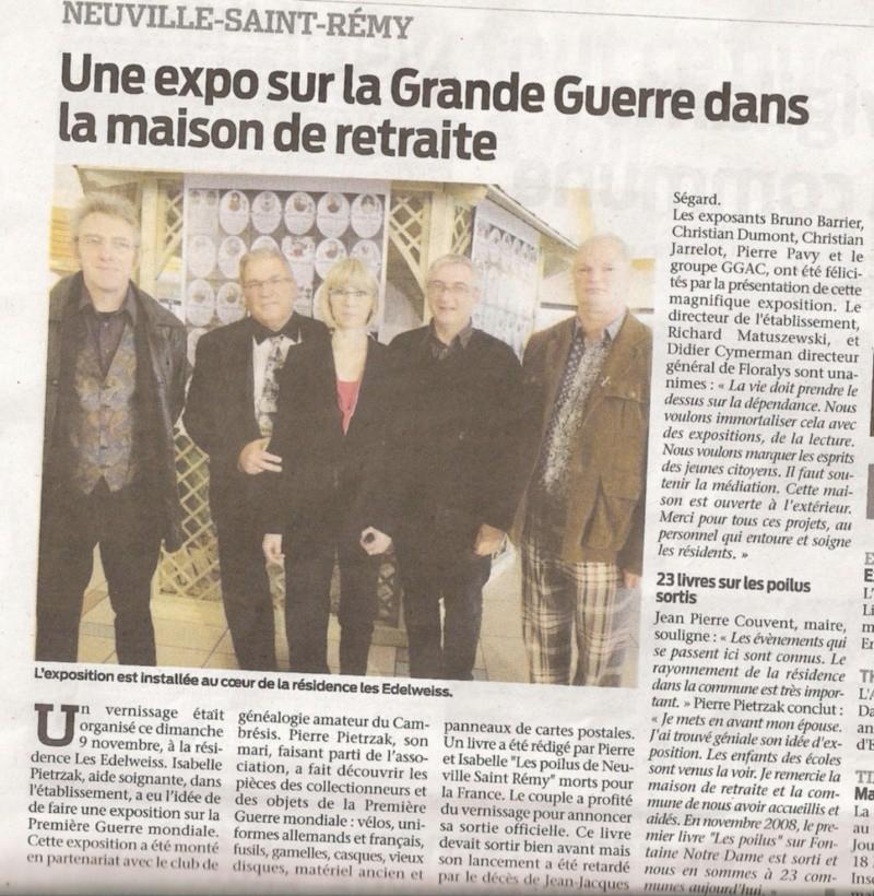 Neuville Saint-Rémy 2014 Neuvil10