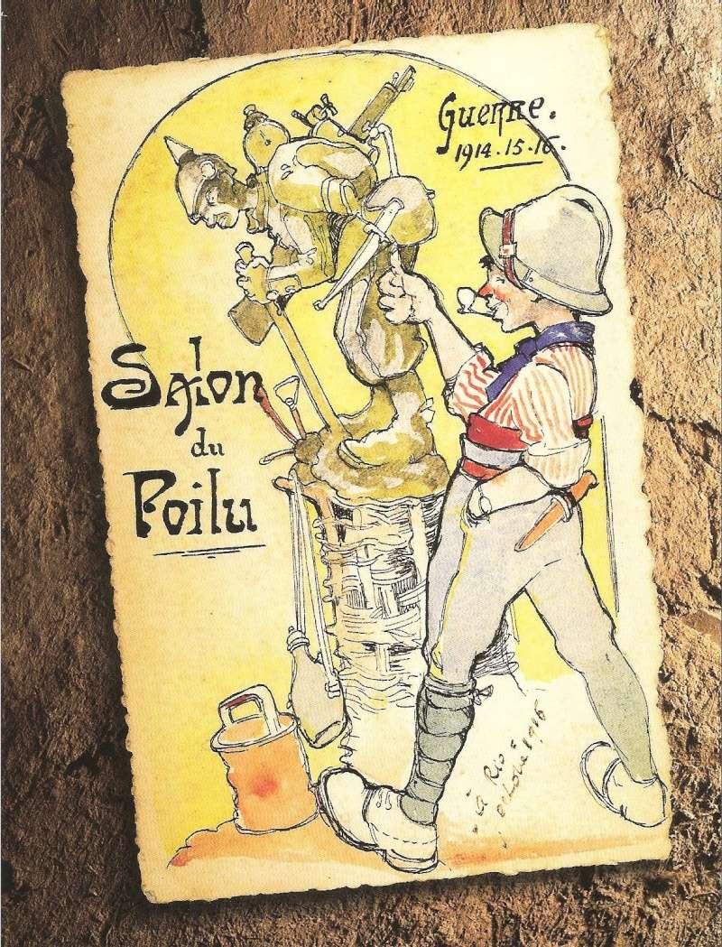 Caricatures françaises de la Grande Guerre (Cambrai) Salon_10