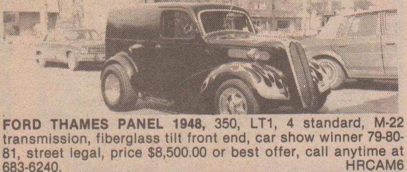 Serie: Des Rod intéressant qui ont déja été vendre ici au Québec 70s 80s R001_t10