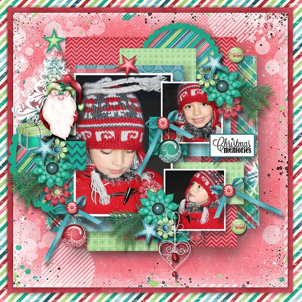 25 days of Christmas templates - Pickle Barrel 21. November - Page 2 2009-116