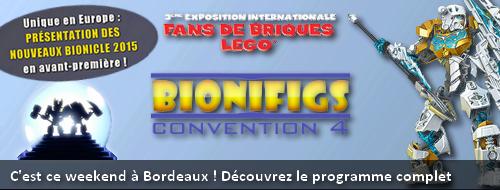 [Expo] BIONIFIGS Convention 4 : Demandez le programme ! Actuco11