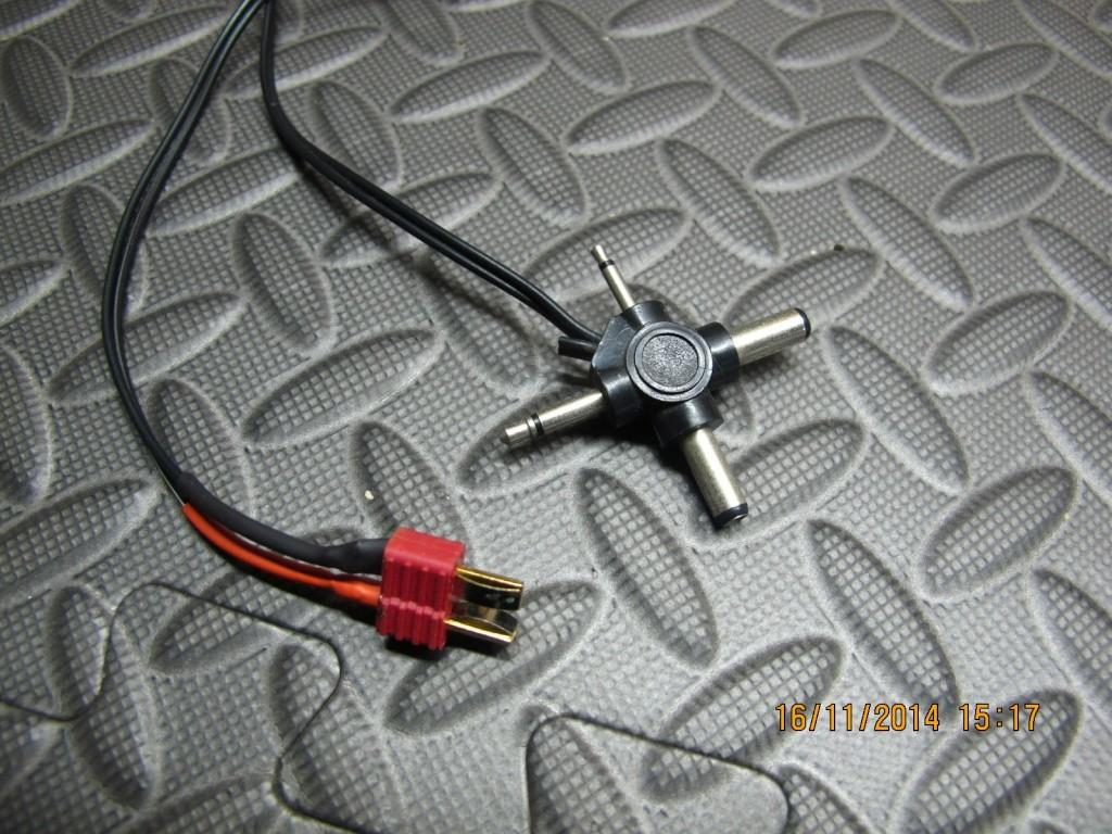 Bricollage du Dimanche: Batterie super légère Img_8718