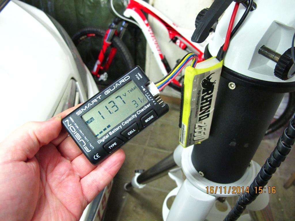 Bricollage du Dimanche: Batterie super légère Img_8719