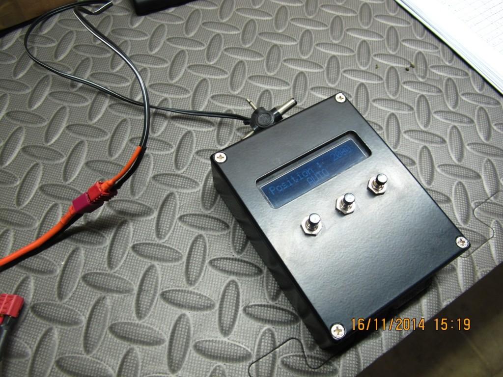 Bricollage du Dimanche: Batterie super légère Img_8720