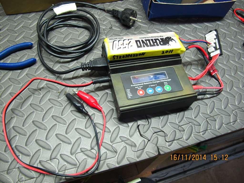 Bricollage du Dimanche: Batterie super légère Img_8722