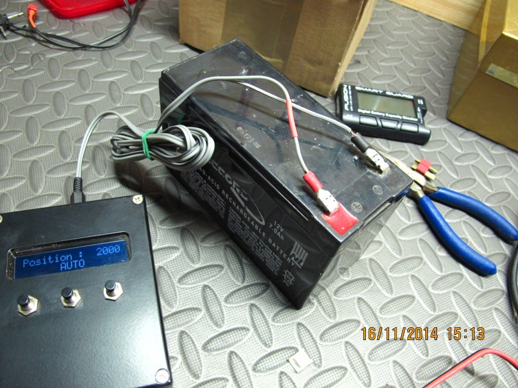Bricollage du Dimanche: Batterie super légère Img_8723