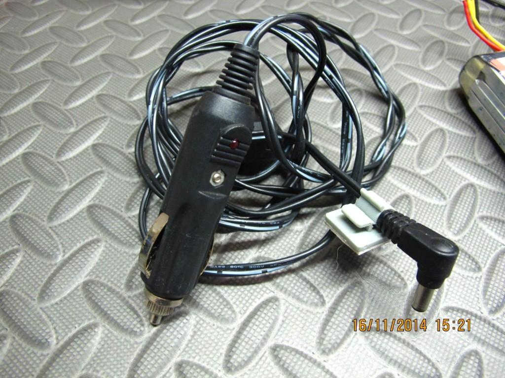 Bricollage du Dimanche: Batterie super légère Img_8726