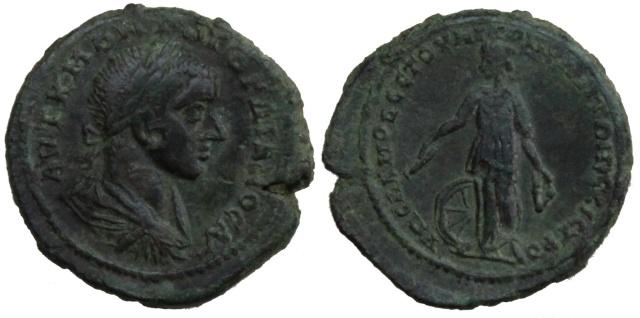 Nikopolis ad Istrum/ Gordian III/ inédit! Img_2511