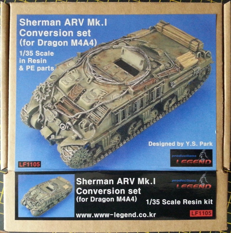 Sherman - Sherman ARV MK.1  (Terminé!!!) - Page 3 00110