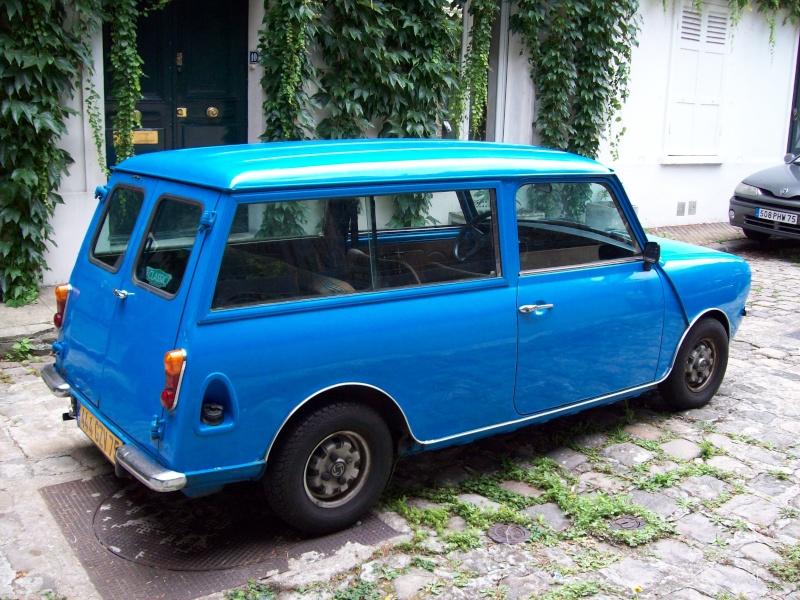 Clubman estate 1979 Mini_010