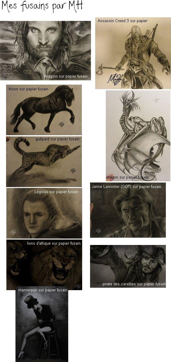 Vous ai-je déjà dit que j'aimais peindre, dessiner, photographier? =P Fusain10