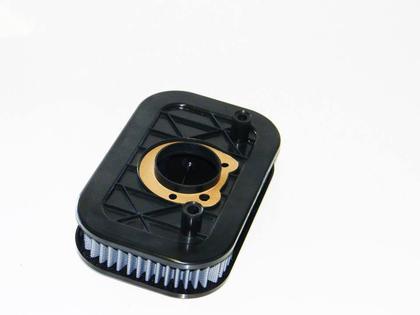 Filtre à air KN dans boitier d'origine IRON 883 Filtre10