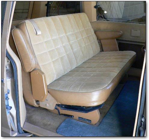 Modularité Voyager S2 et S3 Seats10