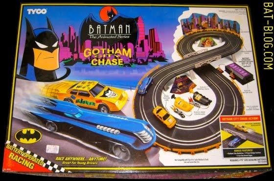 BATMAN THE ANIMATED SERIE (Kenner) 1992/1995 Batman10