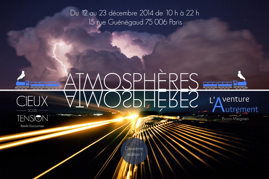 EXPO Atmosphères - 2ème édition 12-23 décembre à Paris Expo_p10