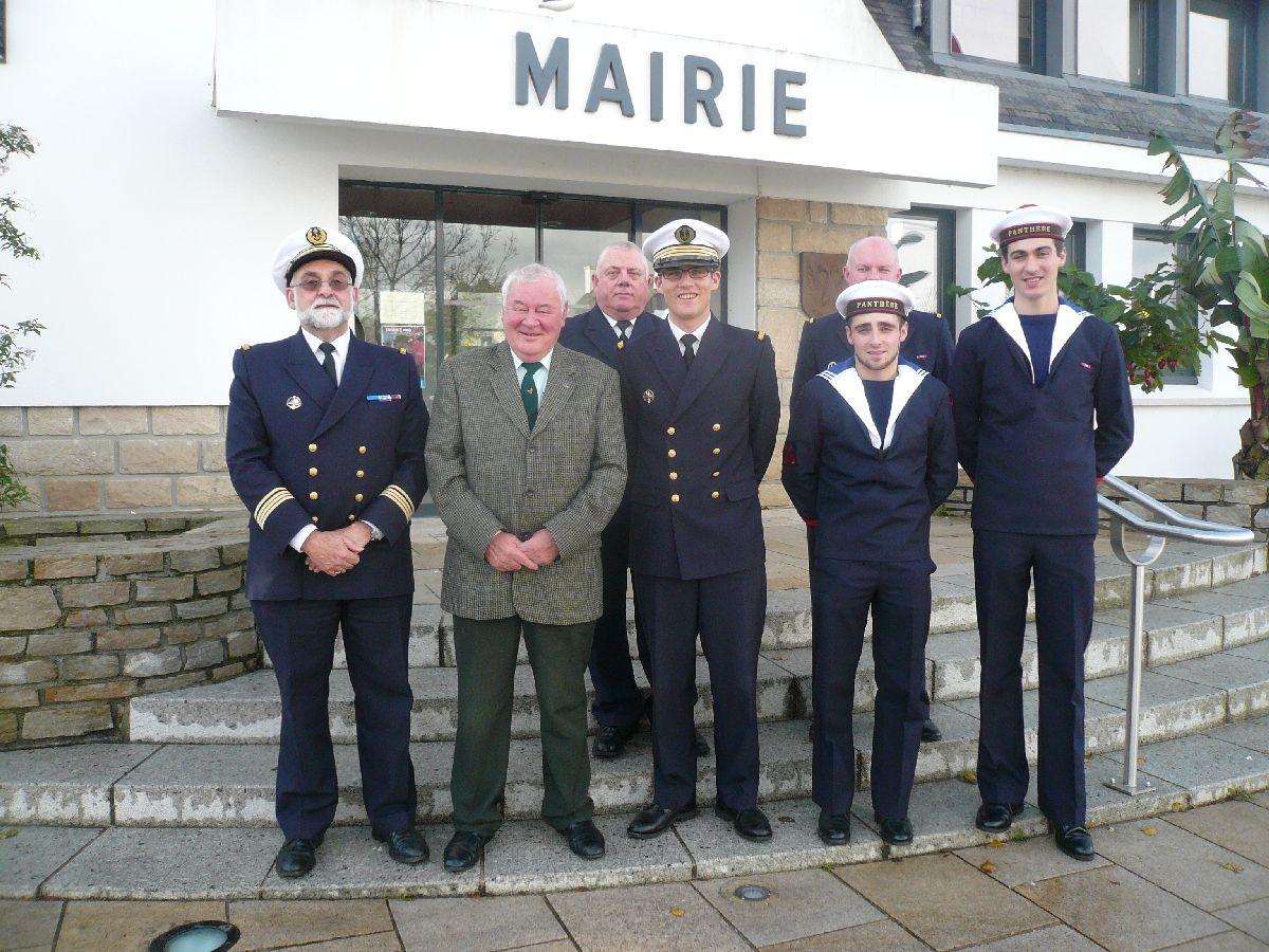 Cérémonie du 11 Novembre 2014 à Fouesnant les Glénan avec la Marine Nationale 1810