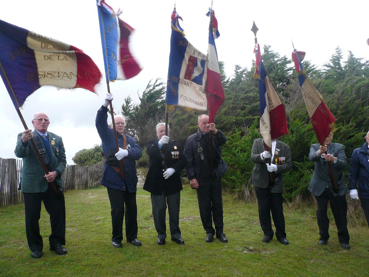 Cérémonie du 11 Novembre 2014 à Fouesnant les Glénan avec la Marine Nationale 510
