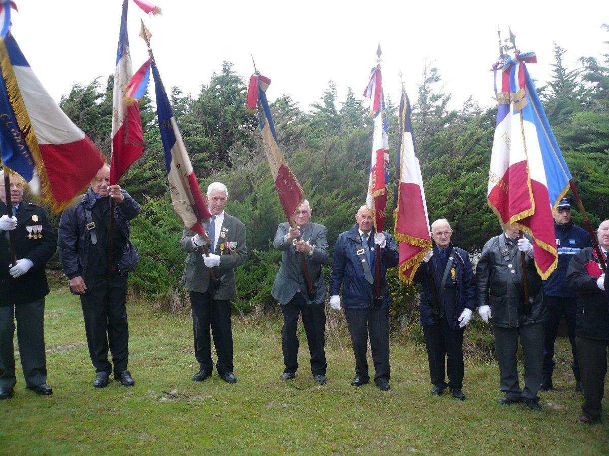 Cérémonie du 11 Novembre 2014 à Fouesnant les Glénan avec la Marine Nationale 610