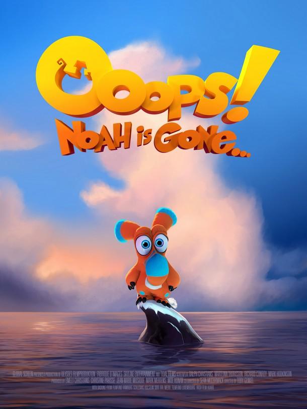 OOOPS! NOAH IS GONE... - Ulysses/Fabriqued'Images - 2015 Ooopsn10