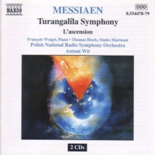 Olivier Messiaen (1908-1992) - Page 4 51frwd10