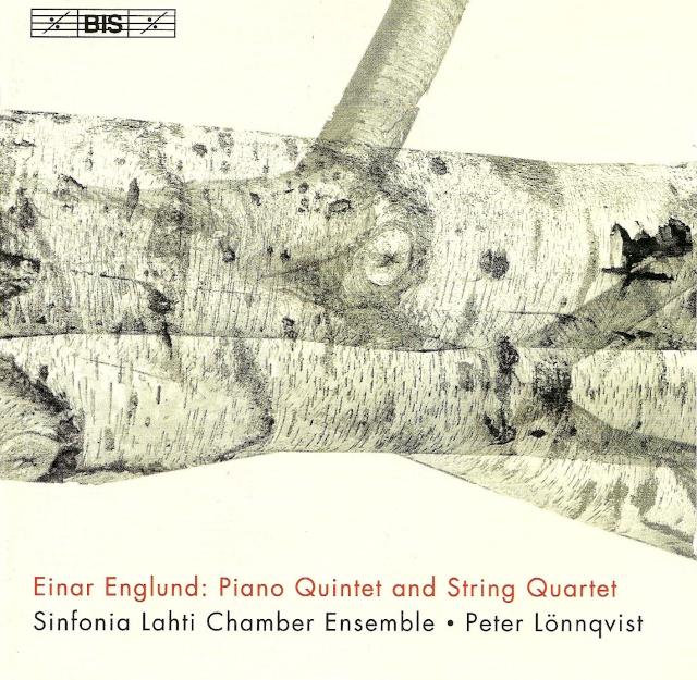 Einar ENGLUND (1916-1999) Bis-cd10
