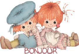 Les poupées de ma maison  - Page 3 Duo10