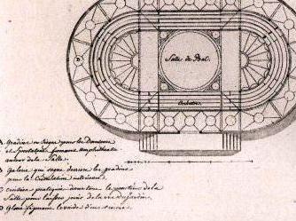 Salle de toile accolée à l'arrière du pavillon français. Cvbn10
