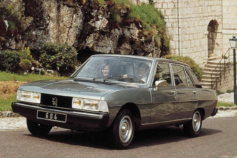 Peugeot 604 : Haut de gamme des 70s Captur18