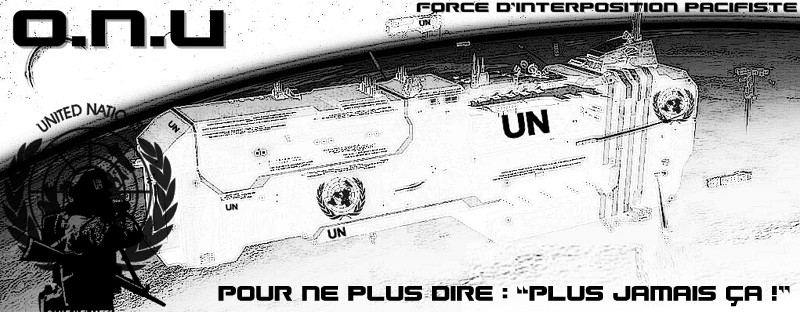 ONU - Force d'interposition pacifiste