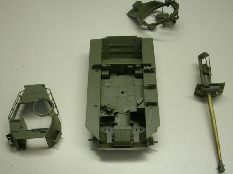 M 18 Hellcat AFV Club 1/35eme H210