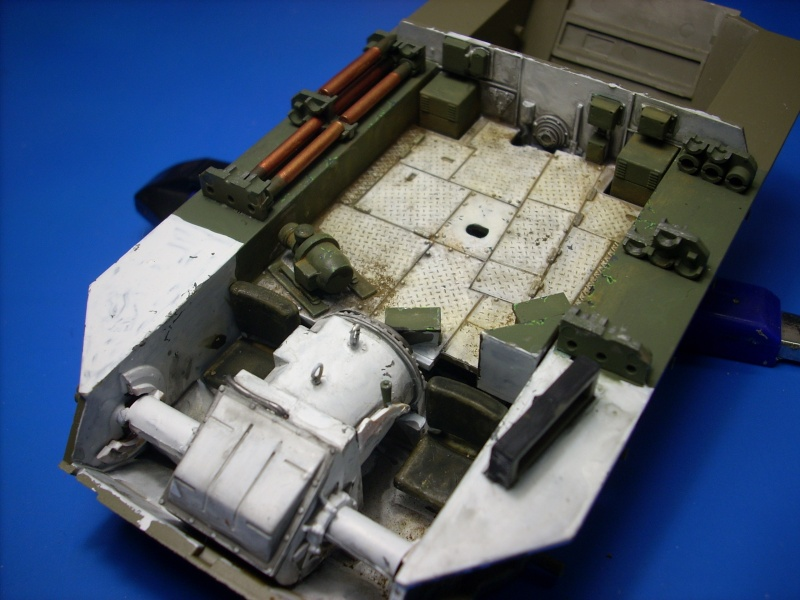 M 18 Hellcat AFV Club 1/35eme H710