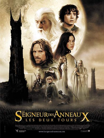 [Films] - Les deux Tours - Le Seigneur des Anneaux volume 2 (spoilers) Affich11